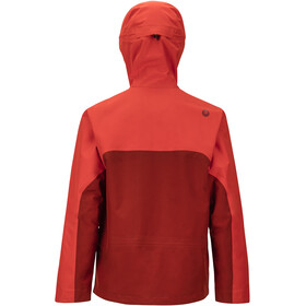 Marmot M's Spire Jacket Mars Orange/Dark Rust